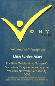 Why Not You Award Little Portion Friary